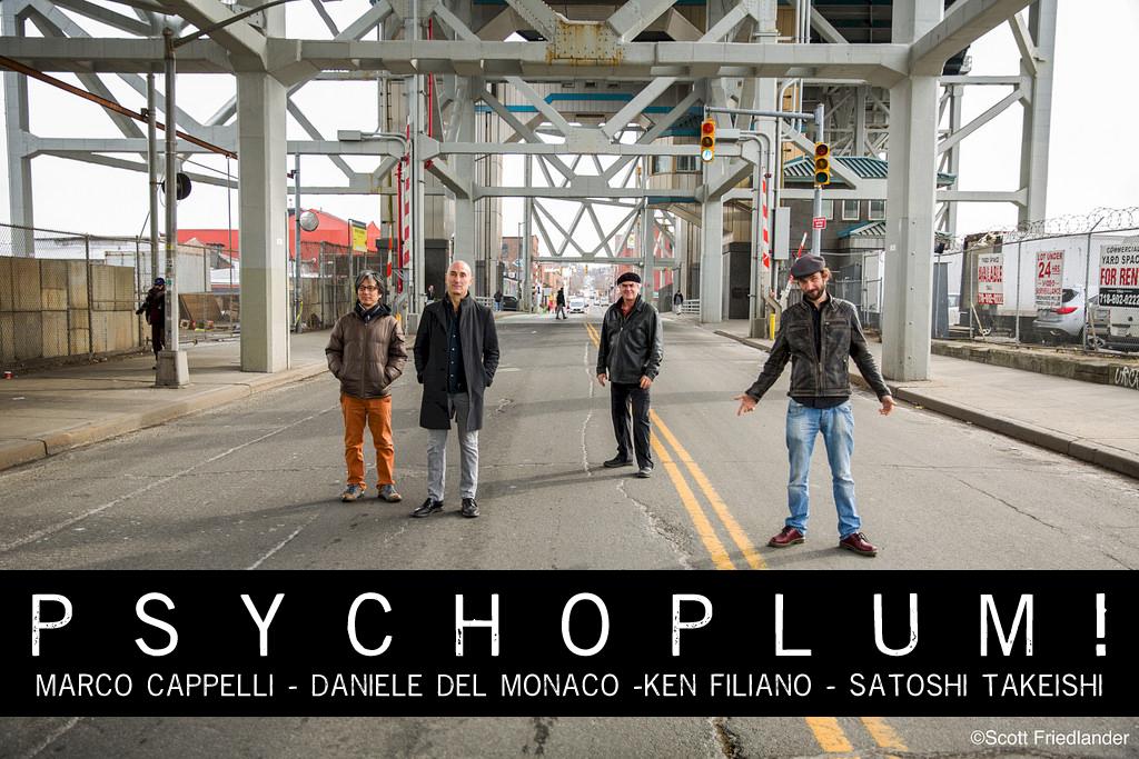Marco Cappelli, Daniele Del Monaco, Ken Filiano, Satoshi Takeishi